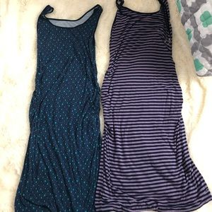 Maternity dress size medium Liz lange